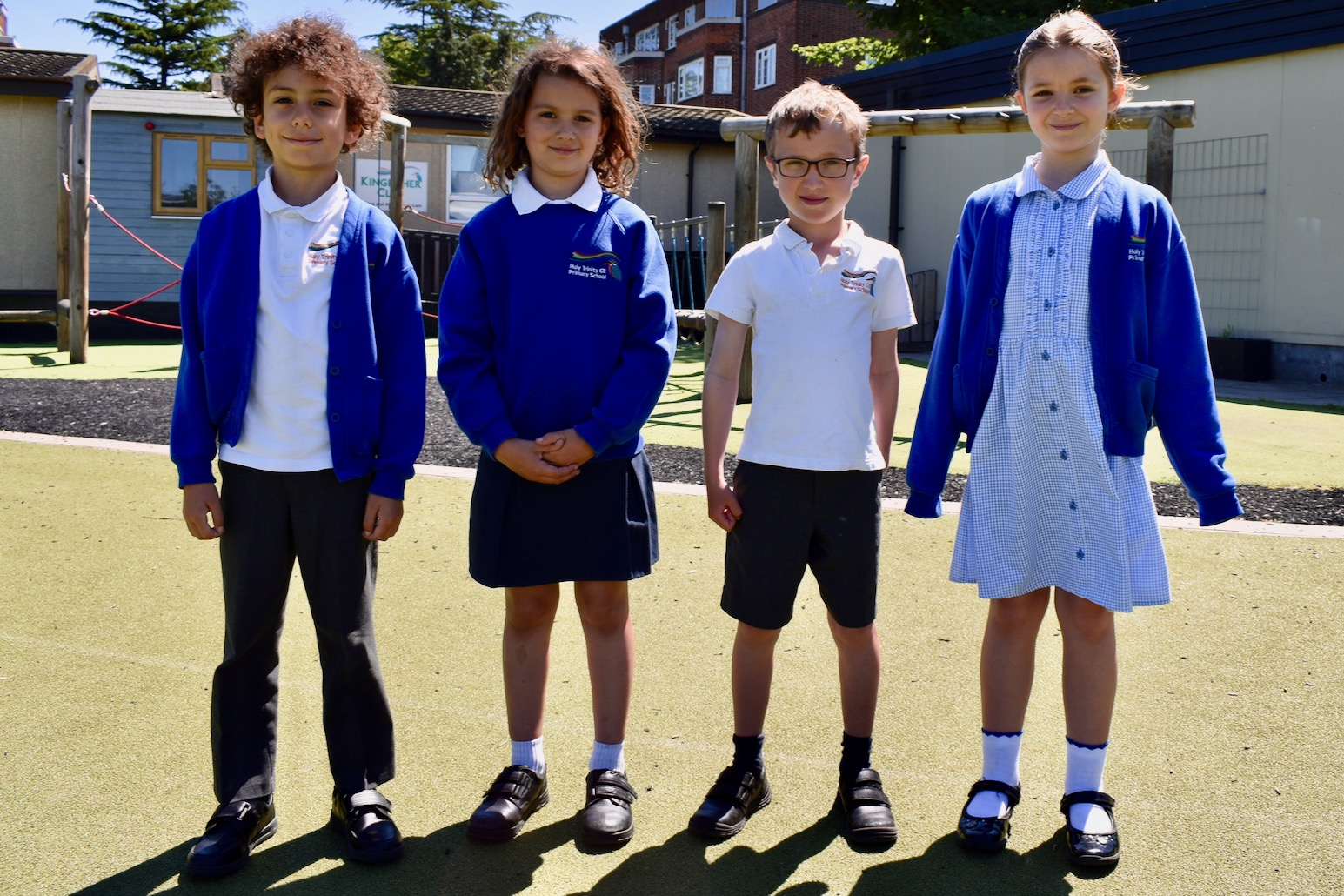 Holy Trinity School Uniform