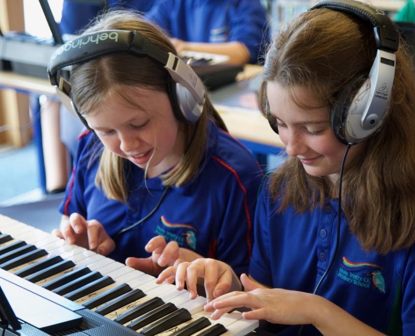 Music at Holy Trinity School