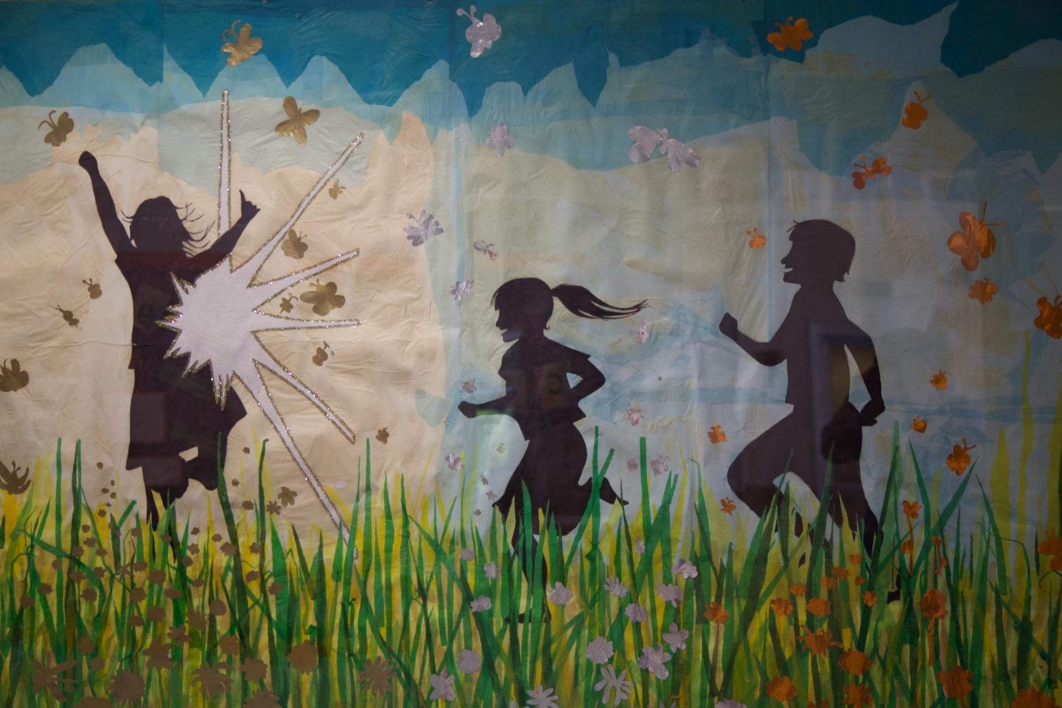 Artwork Special Educational Needs Holy Trinity School