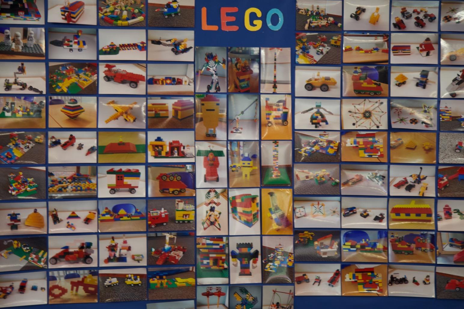 Lego play Kingfisher Club Holy Trinity School