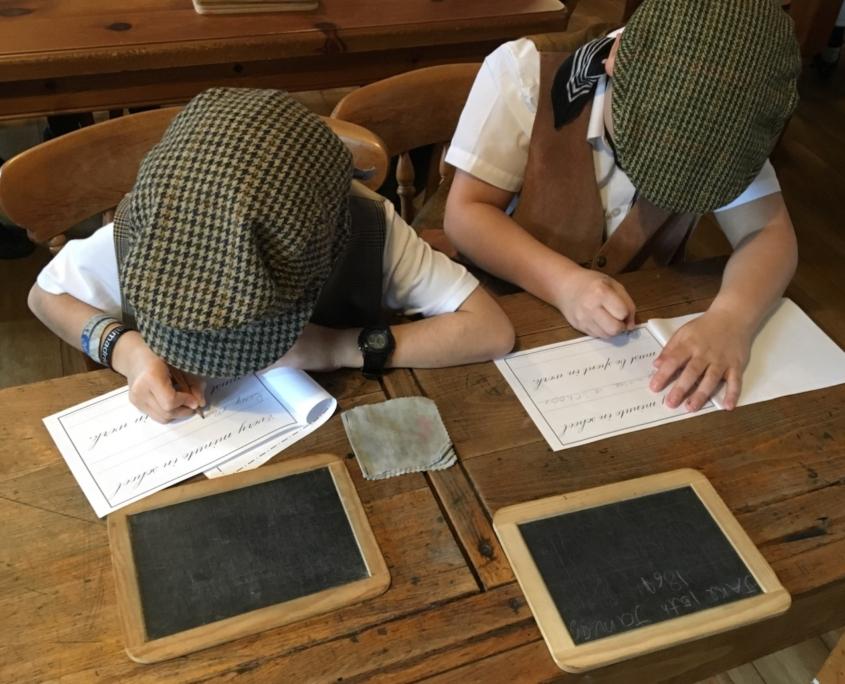 History at Holy Trinity School